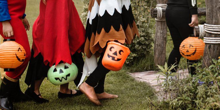 Halloween Costume craft