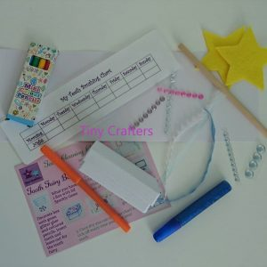 Tooth Fairy Children's Craft Box